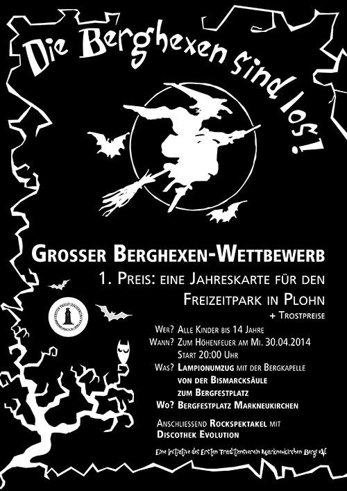 Grosser Berghexen-Wettbewerb