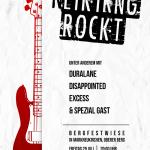 Neikirng rockt - Bergfest 2016 mit Duralane, Disappointed, Excess und Spezial Gast