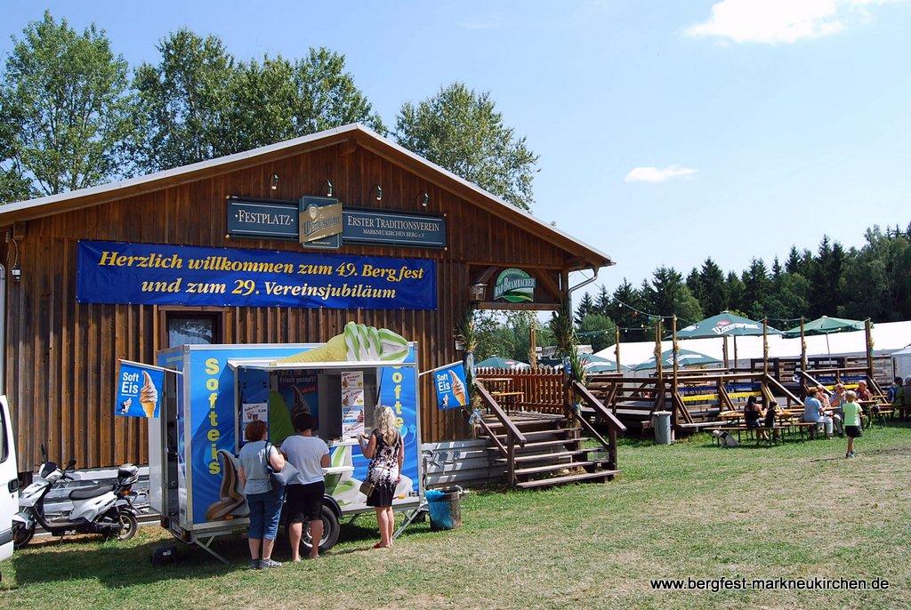 Vereinsheim Erster Traditionsverein Bergfest e.V. Markneukirchen